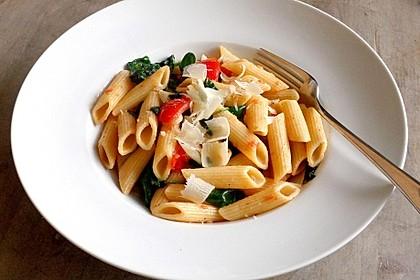 Tomaten-Spinat-Pasta 23