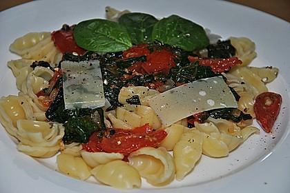 Tomaten-Spinat-Pasta 14