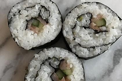 Sushi Variationen auf meine Art 6