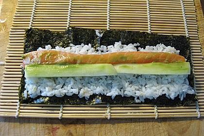 Sushi Variationen auf meine Art 8