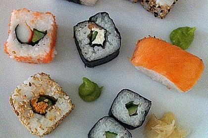Sushi Variationen auf meine Art 2