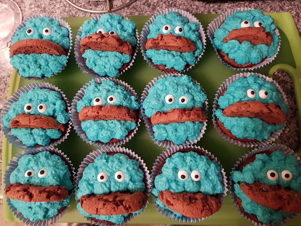 Krumelmonster Cupcakes Von Othello19 Chefkoch De