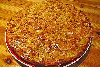 Florentiner Apfelkuchen (Bild)