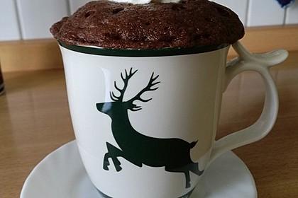 Nutella Mug Cake 1