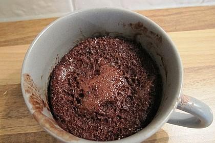 Nutella Mug Cake 9