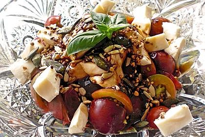Tomaten-Mozzarella Salat à la Momo