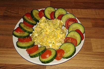 krümeltigers Wurst-Eiersalat 3