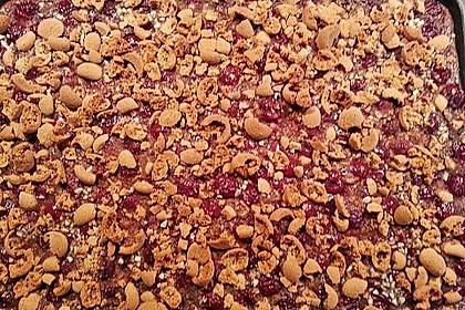 Schoko-Kirschkuchen mit Amarettini 1