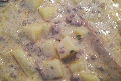 Kartoffel-Hackfleisch-Pfanne 8