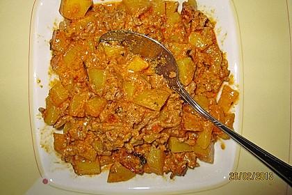 Kartoffel-Hackfleisch-Pfanne 2