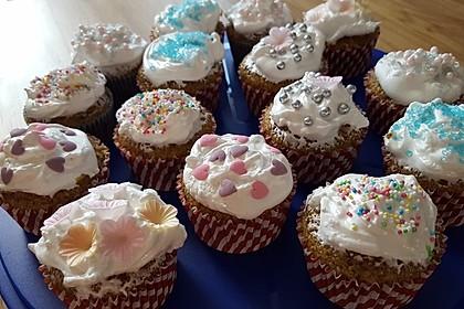 Möhren-Nuss-Kuchen 16