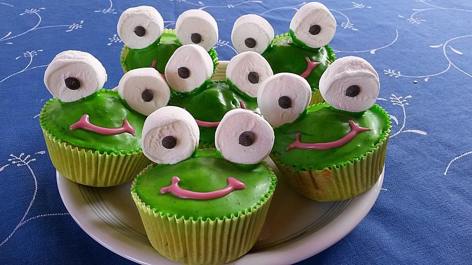 Frosch Muffins Von Moosmutzel311 Chefkoch De