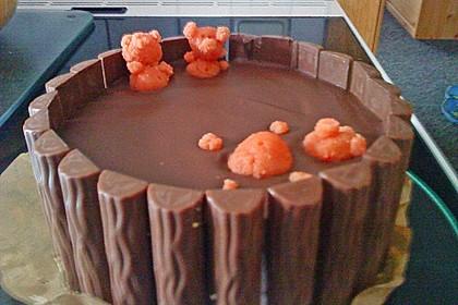 Philadelphia-Kuchen mit Schweinen im Schlamm 25