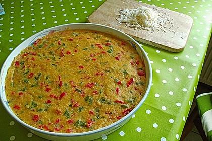 Gemüse-Polenta Würfel 6