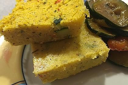 Gemüse-Polenta Würfel 2