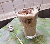 Birnen-Crunch mit Joghurt (Bild)