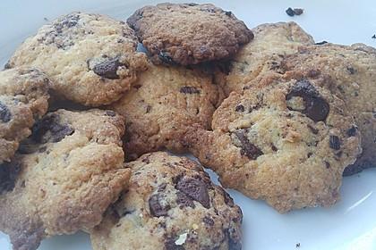 Schoko-Cookies vegan 15