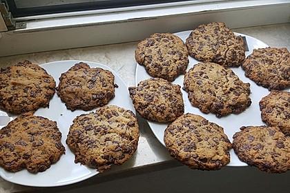Schoko-Cookies vegan 4