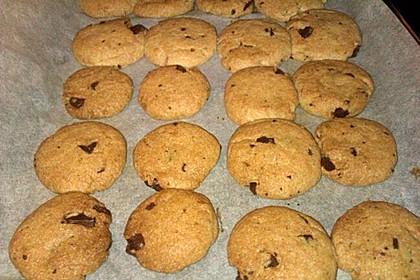 Schoko-Cookies vegan 26