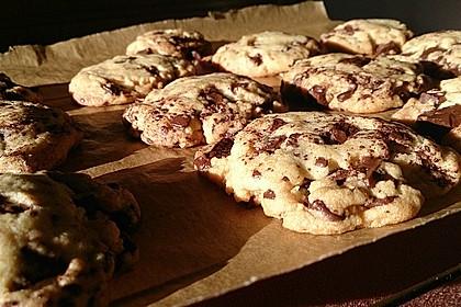 Schoko-Cookies vegan 5