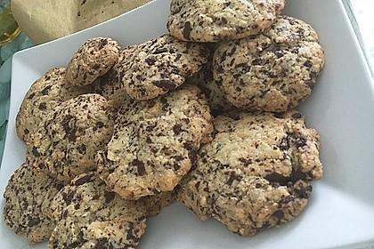 Schoko-Cookies vegan 6