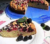Beerenkuchen (Bild)