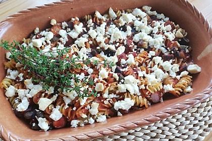 Sizilianische Pasta al Forno (Bild)