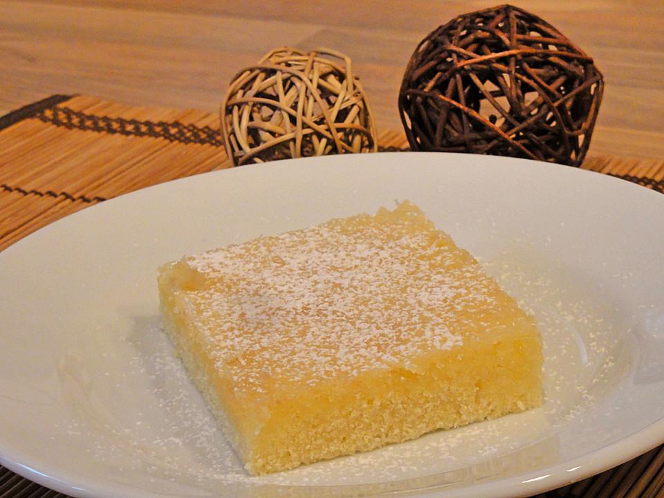 Zitronen Kuchen Vom Blech Von Tzwiggl Chefkoch De