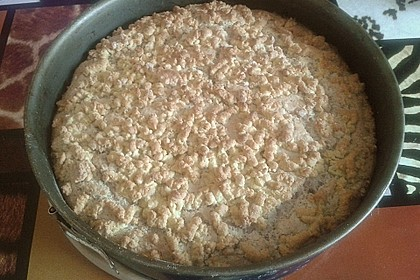 """Kroatischer """"geriebener Kuchen"""" (Bild)"""