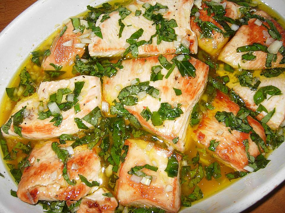 Leichte Schnelle Sommerküche : Schnelle sommer putenschnitzel von falfala chefkoch