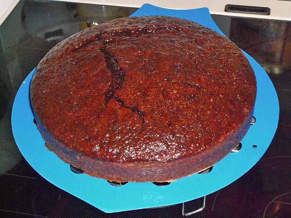 Kakao Kuchen Von Sylvitza Chefkoch De