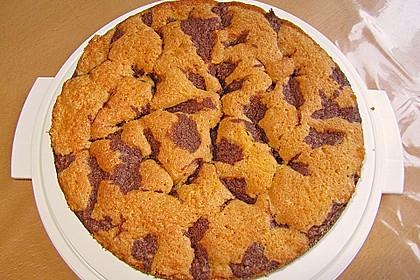 Brauner Streuselkuchen