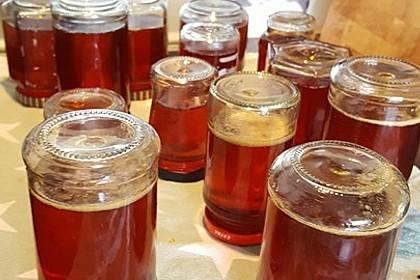 Holunderblüten-Honigersatz 2