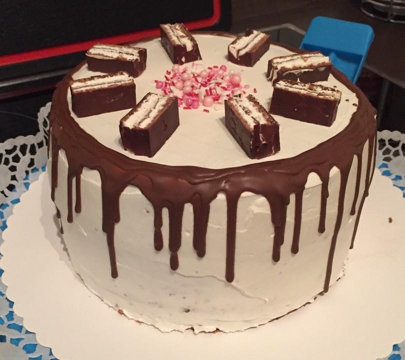 Kinder Pingui Torte Von Carina884 Chefkoch De