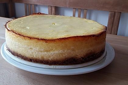 """Amerikanischer New York Cheesecake - so wie der berühmte """"Lindy's"""" 49"""