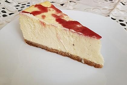 """Amerikanischer New York Cheesecake - so wie der berühmte """"Lindy's"""" 42"""