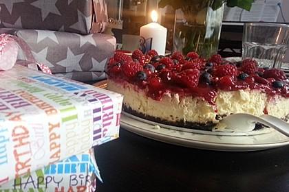 """Amerikanischer New York Cheesecake - so wie der berühmte """"Lindy's"""" 37"""
