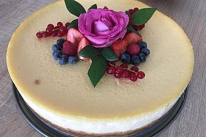 """Amerikanischer New York Cheesecake - so wie der berühmte """"Lindy's"""" 5"""