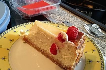 """Amerikanischer New York Cheesecake - so wie der berühmte """"Lindy's"""" 45"""