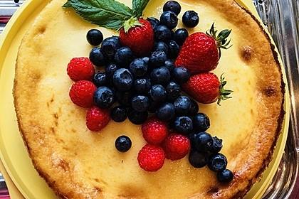 """Amerikanischer New York Cheesecake - so wie der berühmte """"Lindy's"""" 40"""