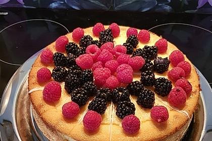 """Amerikanischer New York Cheesecake - so wie der berühmte """"Lindy's"""" 8"""