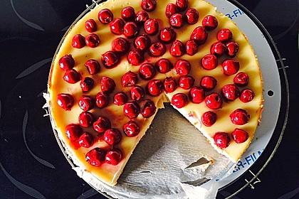 """Amerikanischer New York Cheesecake - so wie der berühmte """"Lindy's"""" 46"""