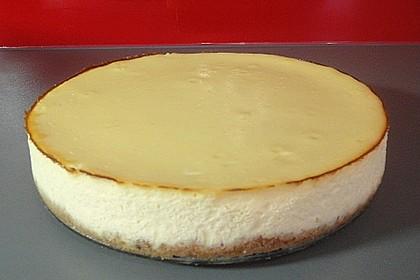 """Amerikanischer New York Cheesecake - so wie der berühmte """"Lindy's"""" 21"""