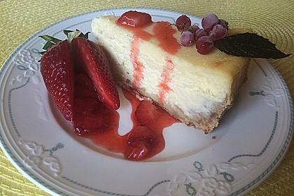 """Amerikanischer New York Cheesecake - so wie der berühmte """"Lindy's"""" 14"""