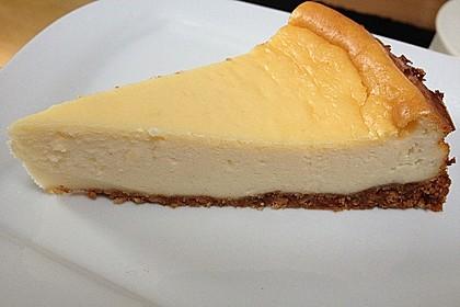 """Amerikanischer New York Cheesecake - so wie der berühmte """"Lindy's"""" 29"""