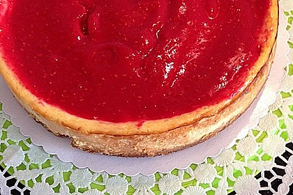 """Amerikanischer New York Cheesecake - so wie der berühmte """"Lindy's"""" 64"""