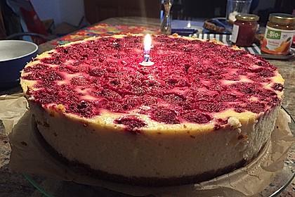 """Amerikanischer New York Cheesecake - so wie der berühmte """"Lindy's"""" 63"""