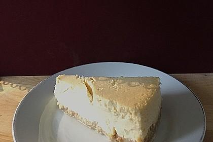 """Amerikanischer New York Cheesecake - so wie der berühmte """"Lindy's"""" 90"""
