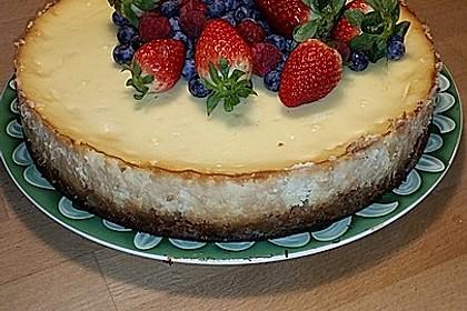 """Amerikanischer New York Cheesecake - so wie der berühmte """"Lindy's"""" 18"""