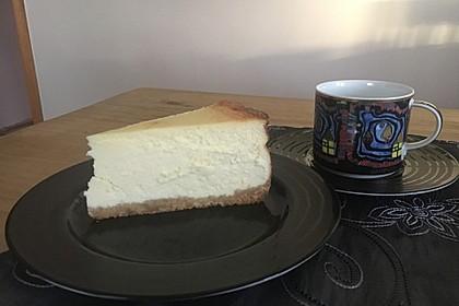 """Amerikanischer New York Cheesecake - so wie der berühmte """"Lindy's"""" 16"""